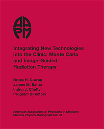 #32 Integrating New Technologies into the Clinic: Monte Carlo and Image-Guided Radiation Therapy