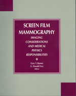 Screen Film Mammography