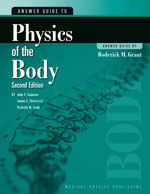 Instructor's Guide to Physics of the Body, Second Edition