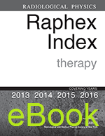 RAPHEX 2017 Therapy Collection: 2013-2016 with Index, eBook