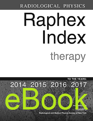 RAPHEX 2018 Therapy Collection: 2014-2017 with Index, eBook