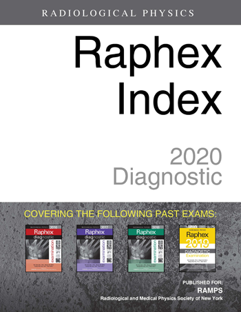 RAPHEX 2020 Diagnostic Collection: 2016-2019 with Index