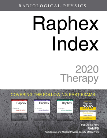 RAPHEX 2020 Therapy Collection: 2016-2019 with Index