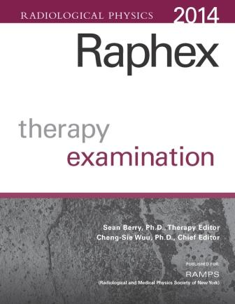 RAPHEX 2014 Therapy Exam and Answers