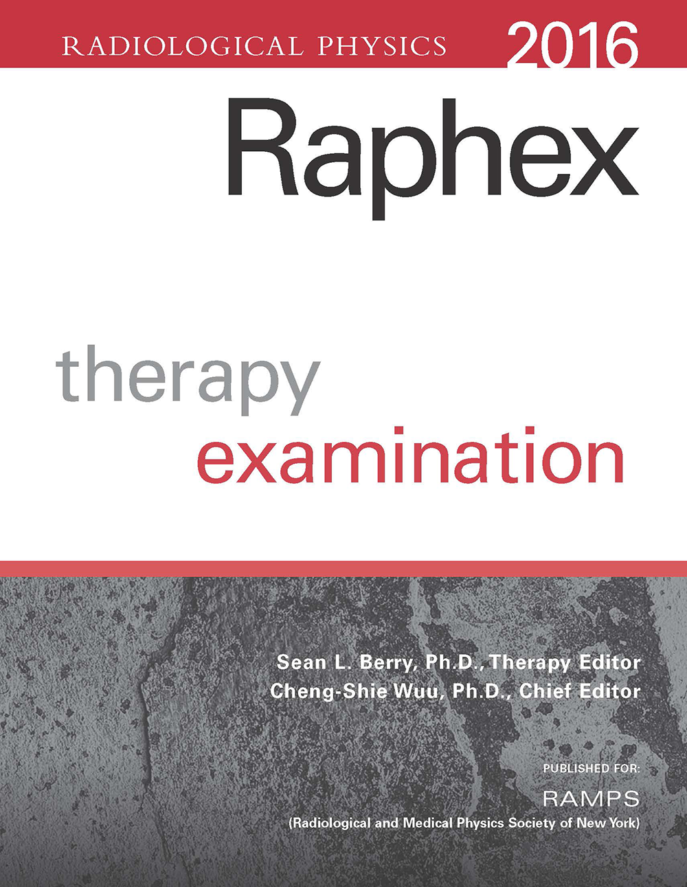 RAPHEX 2016 Therapy Exam and Answers