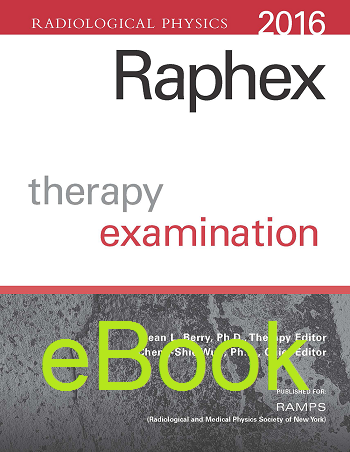 RAPHEX 2016 Therapy Exam and Answers, eBook