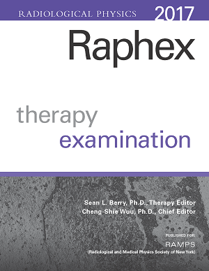 RAPHEX 2017 Therapy Exam and Answers
