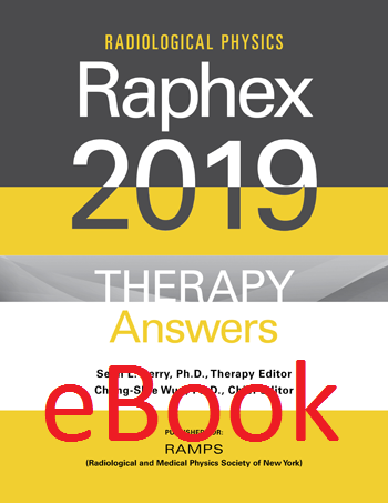 RAPHEX 2019 Therapy Exam and Answers, eBook